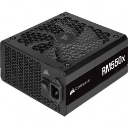 Corsair RM550x virtalähdeyksikkö 550 W 20+4 pin ATX ATX Musta