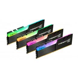 G.Skill Trident Z RGB F4-3600C14Q-32GTZRA muistimoduuli 32 GB 4 x 8 GB DDR4 3600 MHz