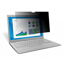 3M Tietoturvasuoja 13-tuumaisella Retina®-näytöllä varustettuun kannettavaan Apple® MacBook Pro® -tietokoneeseen