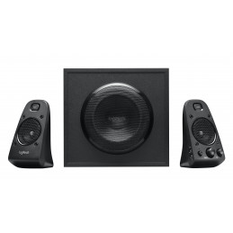 Logitech Z623 200 W Musta 2.1 kanavaa