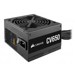 Corsair RPS0128 virtalähdeyksikkö 650 W 24-pin ATX Musta