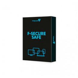 F-SECURE Safe 2Y 3U Suomi Peruslisenssi 2 vuosi vuosia
