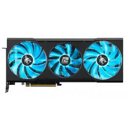 PowerColor AXRX 6700XT 12GBD6-3DHL näytönohjain AMD Radeon RX 6700 XT 12 GB GDDR6