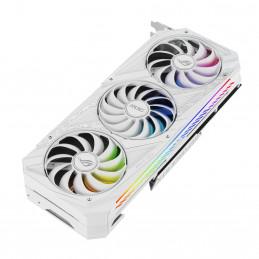 ASUS ROG -STRIX-RTX3080-O10G-WHITE-V2 NVIDIA GeForce RTX 3080 10 GB GDDR6X