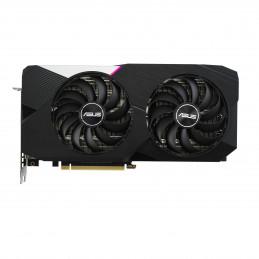 ASUS Dual GeForce RTX 3060 Ti V2 MINI OC Edition NVIDIA 8 GB GDDR6