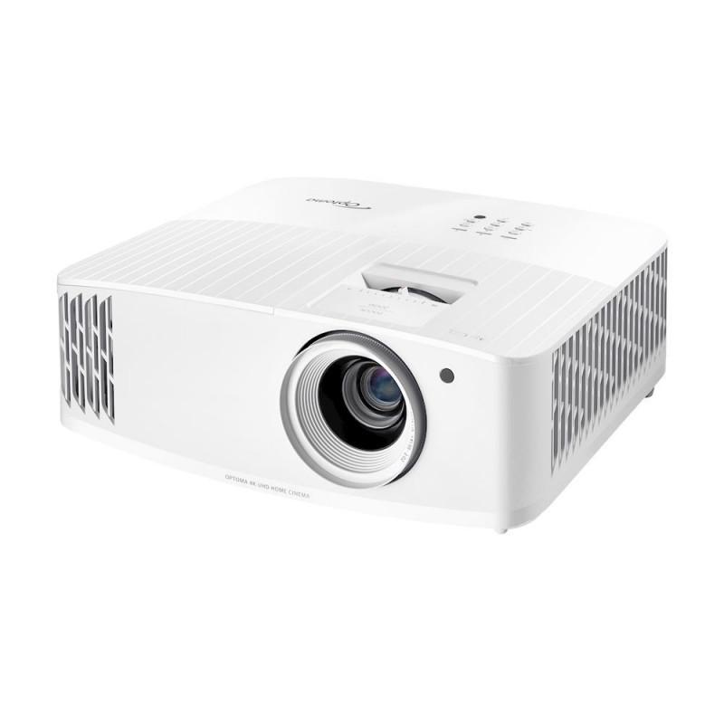 Optoma UHD35 dataprojektori Standard throw projector 3600 ANSI lumenia DLP 2160p (3840x2160) 3D Valkoinen