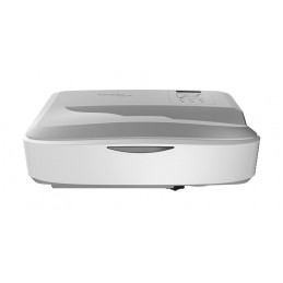 Optoma ZH500UST dataprojektori Ultra short throw projector 5000 ANSI lumenia DLP 1080p (1920x1080) 3D Valkoinen