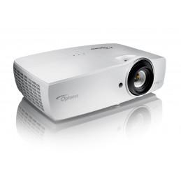 Optoma WU470 dataprojektori Standard throw projector 5000 ANSI lumenia DLP WUXGA (1920x1200) 3D Valkoinen