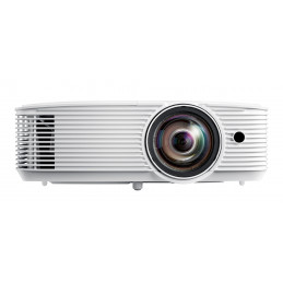 Optoma H116ST dataprojektori Short throw projector 3600 ANSI lumenia DLP WXGA (1280x800) 3D Valkoinen