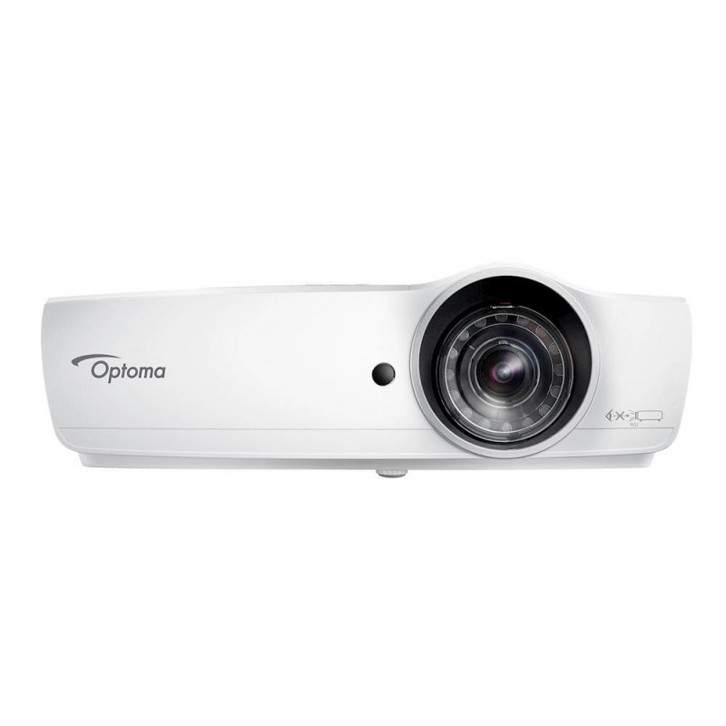 Optoma W460ST dataprojektori Short throw projector 4200 ANSI lumenia DLP WXGA (1280x800) 3D Valkoinen
