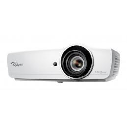 Optoma EH470 dataprojektori Standard throw projector 5000 ANSI lumenia DLP 1080p (1920x1080) 3D Valkoinen