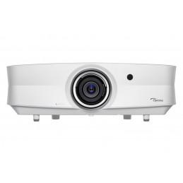 Optoma ZK507 dataprojektori Kattoon Lattiaan kiinnitettävä projektori 5000 ANSI lumenia DLP 2160p (3840x2160) 3D Valkoinen