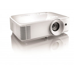 Optoma EH334 dataprojektori Standard throw projector 3600 ANSI lumenia DLP 1080p (1920x1080) 3D Valkoinen