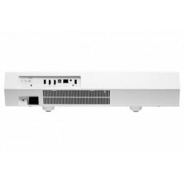 Optoma Cinemax P2 dataprojektori Ultra short throw projector 30000 ANSI lumenia DLP 2160p (3840x2160) Valkoinen