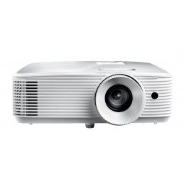 Optoma HD29H dataprojektori Standard throw projector 3400 ANSI lumenia DLP 1080p (1920x1080) 3D Valkoinen