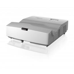 Optoma HD35UST dataprojektori Ultra short throw projector 3600 ANSI lumenia D-ILA 1080p (1920x1080) 3D Valkoinen