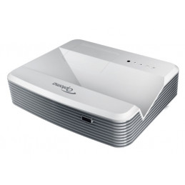 Optoma W320USTi dataprojektori Standard throw projector 4000 ANSI lumenia DLP WXGA (1280x800) 3D Harmaa