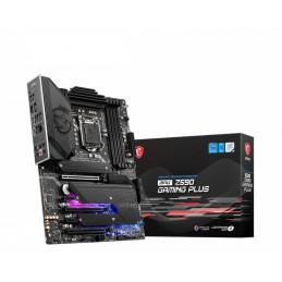 MSI MPG Z590 GAMING PLUS emolevy Intel Z590 LGA 1200 ATX