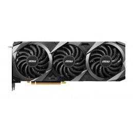 MSI GeForce RTX 3080 Ti VENTUS 3X 12G OC näytönohjain NVIDIA 12 GB GDDR6X