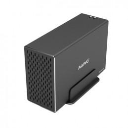 """Deltaco K35272U3 tallennusaseman kotelo HDD-kotelo Musta 3.5"""""""