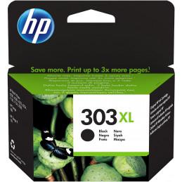 HP 303XL alkuperäinen riittoisa musta mustepatruuna