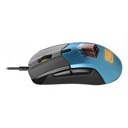 Steelseries Rival 310 PUBG Edition hiiri Oikeakätinen USB A-tyyppi Optinen 12000 DPI