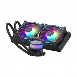 Cooler Master MasterLiquid ML240 Illusion tietokoneen nestejäähdytin