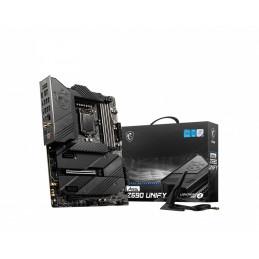 MSI MEG Z590 UNIFY emolevy Intel Z590 LGA 1200 ATX