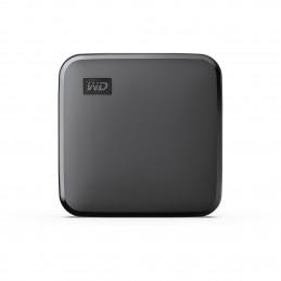 Western Digital WD Elements SE SSD 2000 GB Musta