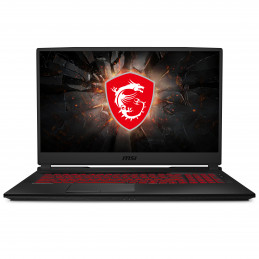 """MSI Gaming GL75 10SCSR-057 Leopard Kannettava tietokone 43,9 cm (17.3"""") Full HD 10. sukupolven Intel® Core™ i5 16 GB DDR4-SDRAM"""