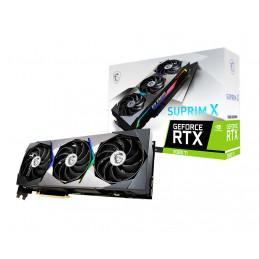 MSI RTX 3080 Ti SUPRIM X 12G NVIDIA GeForce RTX 3080 Ti 12 GB GDDR6X
