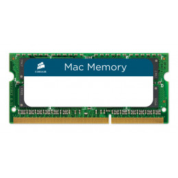 Corsair 8GB DDR3 1600MHz SO-DIMM muistimoduuli 1 x 8 GB