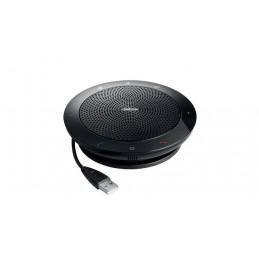Jabra Speak 510 MS kaiutinpuhelin Universaali USB Bluetooth Musta