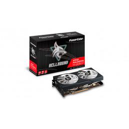 PowerColor Hellhound Radeon RX 6600XT AMD Radeon RX 6600 XT 8 GB GDDR6