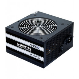 Chieftec GPS-500A8 virtalähdeyksikkö 500 W 20+4 pin ATX ATX Musta
