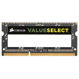 Corsair 4GB 1600MHz DDR3 SODIMM muistimoduuli 1 x 4 GB