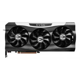 EVGA 08G-P5-3797-KL näytönohjain NVIDIA GeForce RTX 3070 Ti 8 GB GDDR6X