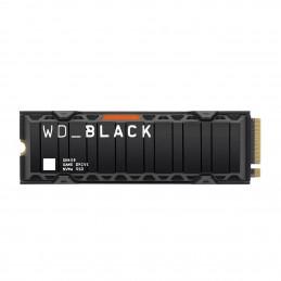 Western Digital SN850 M.2 2000 GB PCI Express 4.0 NVMe