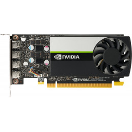 HP NVIDIA T1000 4GB 4mDP GFXw 2 mDPtoDPAdpt