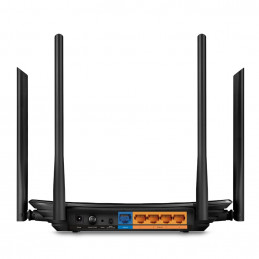 TP-LINK Archer C6 langaton reititin Nopea Ethernet Kaksitaajuus (2,4 GHz 5 GHz) Valkoinen