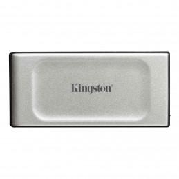 Kingston Technology XS2000 2000 GB Musta, Hopea