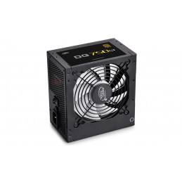 DeepCool DQ750ST virtalähdeyksikkö 750 W ATX Musta