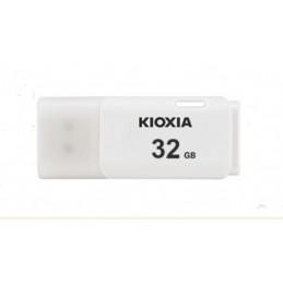 Kioxia TransMemory U202 USB-muisti 32 GB USB A-tyyppi 2.0 Valkoinen