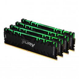 Kingston Technology FURY Renegade RGB muistimoduuli 64 GB 4 x 16 GB DDR4 3200 MHz