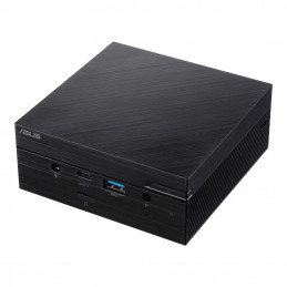 ASUS PN PN62S-B7500ZD DDR4-SDRAM i7-10510U mini PC 10. sukupolven Intel® Core™ i7 16 GB 256 GB SSD Windows 10 Home Musta