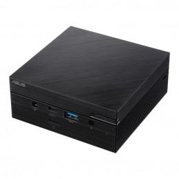 ASUS PN PN62S-B5493ZD DDR4-SDRAM i5-10210U mini PC 10. sukupolven Intel® Core™ i5 8 GB 256 GB SSD Windows 10 Home Musta