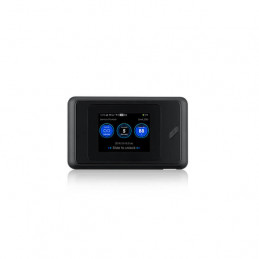 Zyxel NR2101-EUZNV1F langaton reititin Gigabitti Ethernet Kaksitaajuus (2,4 GHz 5 GHz) 3G 4G Musta