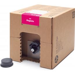 HP 870 magenta PageWide XL Pro -mustepatruuna 5 litraa