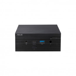 ASUS PN PN51-E1-B5214ZD-N DDR4-SDRAM 5500U mini PC AMD Ryzen 5 8 GB 256 GB SSD Windows 10 Home Musta