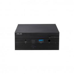 ASUS PN PN51-E1-B7215ZD-N DDR4-SDRAM 5700U mini PC AMD Ryzen 7 16 GB 256 GB SSD Windows 10 Home Musta